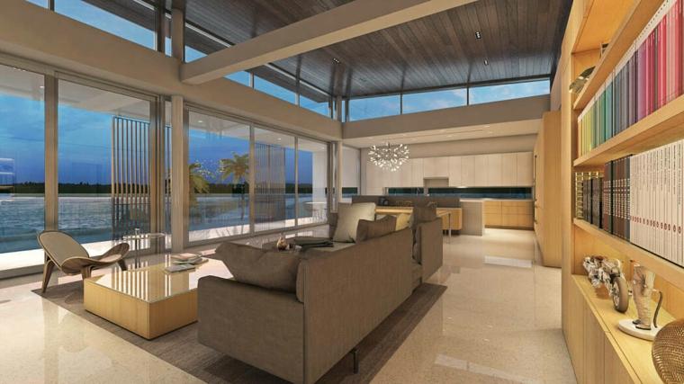 salles de séjour modernes 2019 architectes ruche
