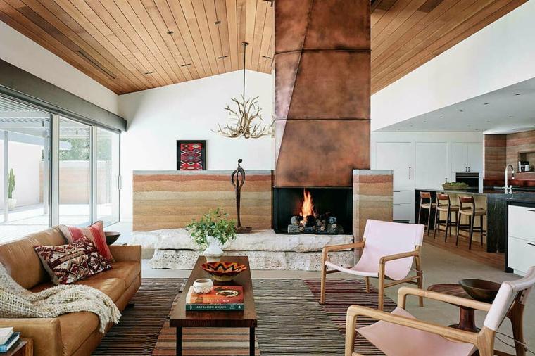 salles de séjour modernes 2019 jobe corral architects
