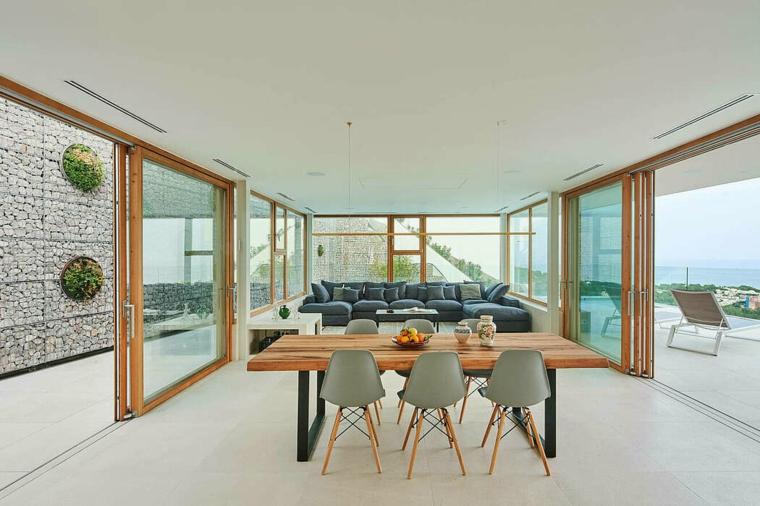 2019 architectes de halls de miel modernes