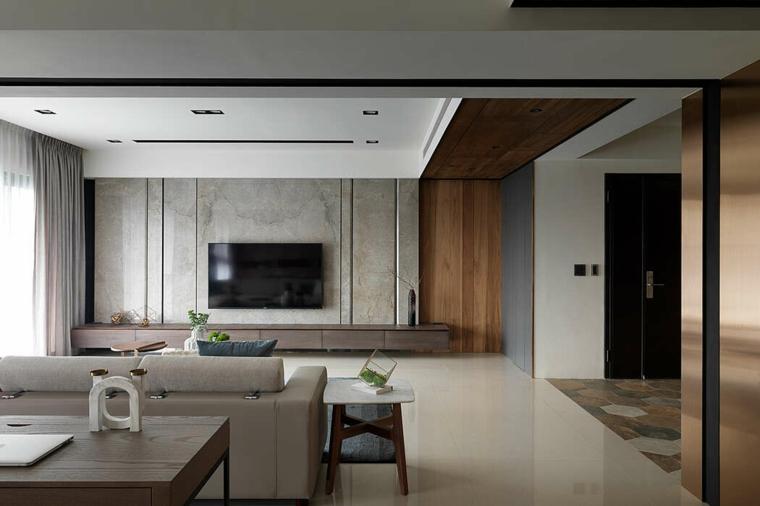 salons modernes 2019 ris design dintérieur