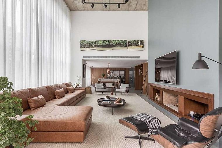 salon conçu par ambidestro