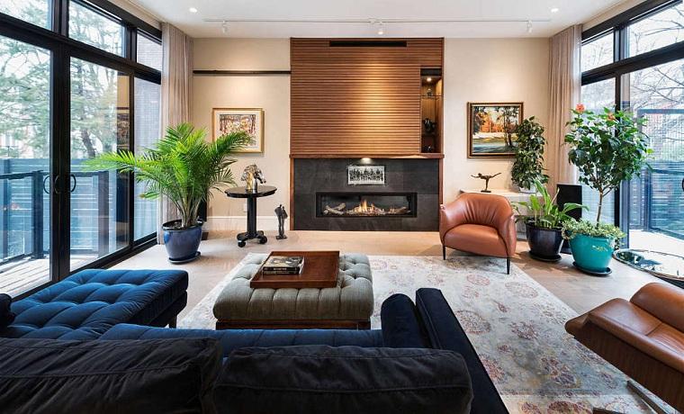 salon moderne ardington associe la conception