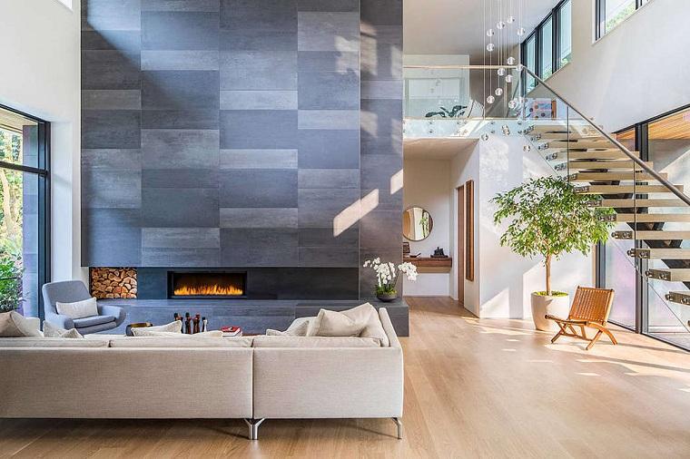 salon conçu par giulietti schouten architectes