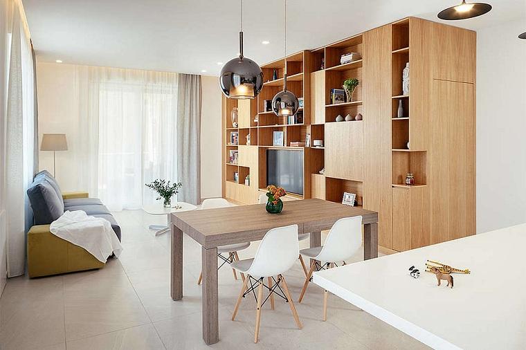salon conçu manuarino architettura design comunicazione