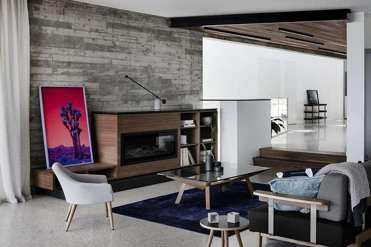 salon architectural megowan moderne