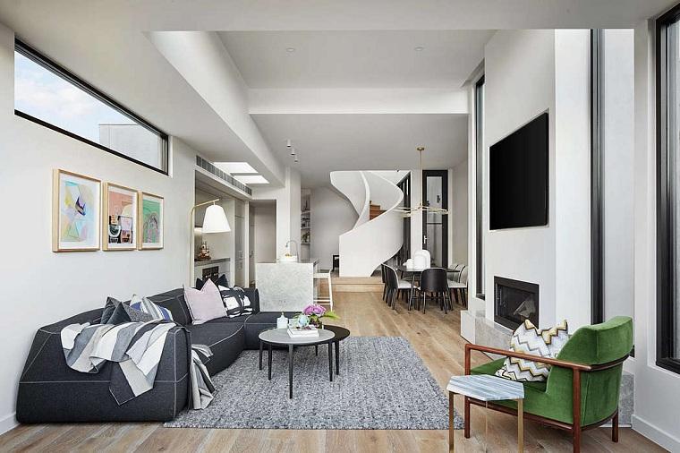 design moderne de megowan architectural