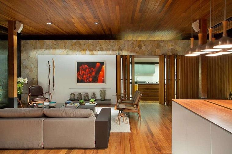 salon conçu par otto felix