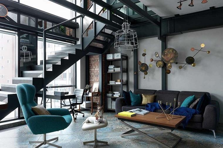 salon conçu par sergey ryndenkin