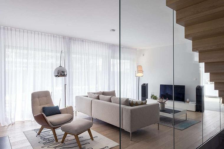 salon conçu par stephanie prince