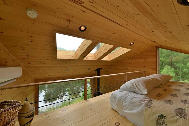 bois intérieur