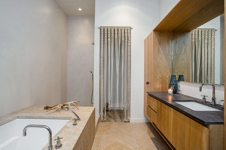 style bohème-salle de bain-kim-gordon-dessins