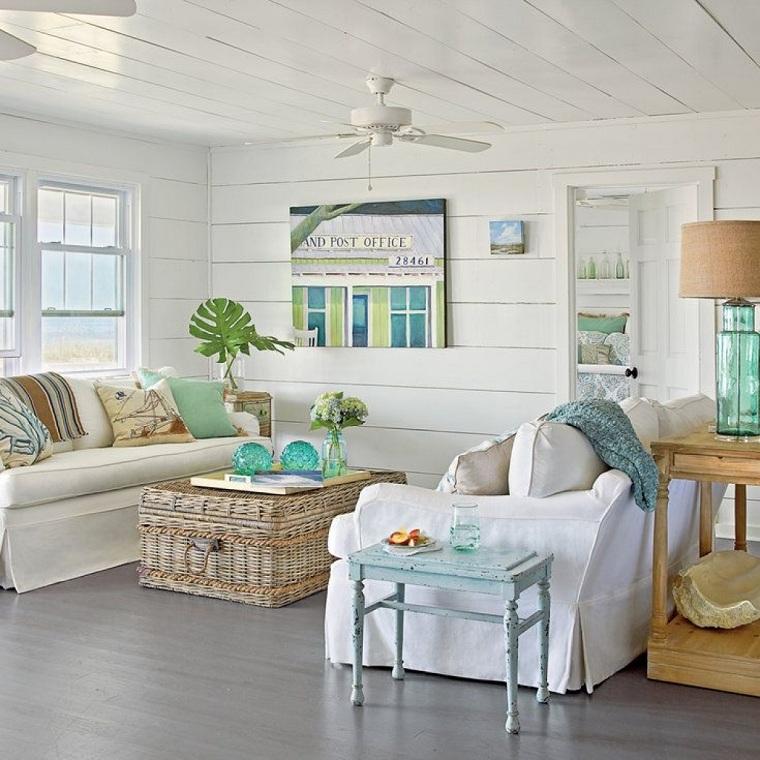 design dintérieur style-cotagge-beach