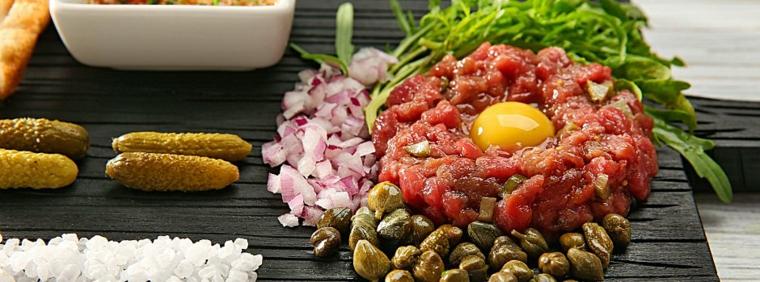 recette de tartare de thon rouge et davocat
