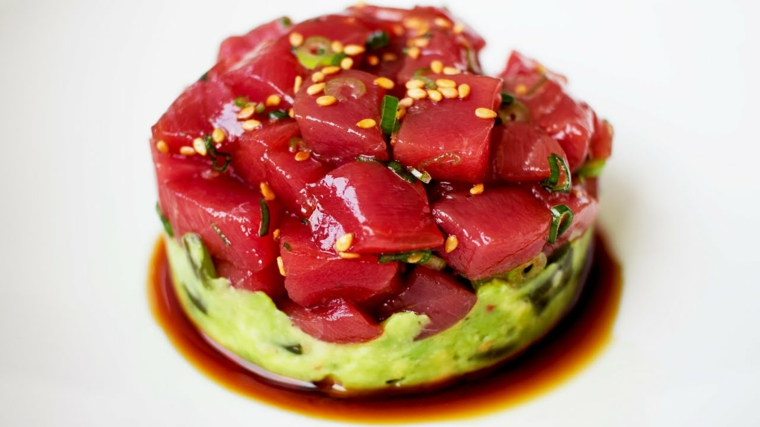 recette de tartare de thon rouge