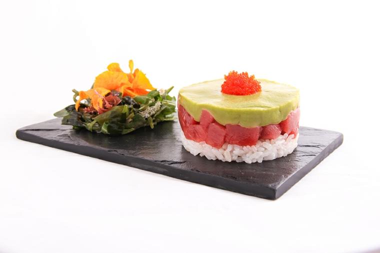 tartare de thon rouge et avocat-recette