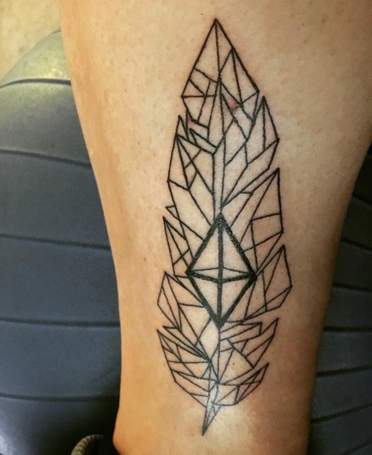 tatouage-géométrique-stylo-options
