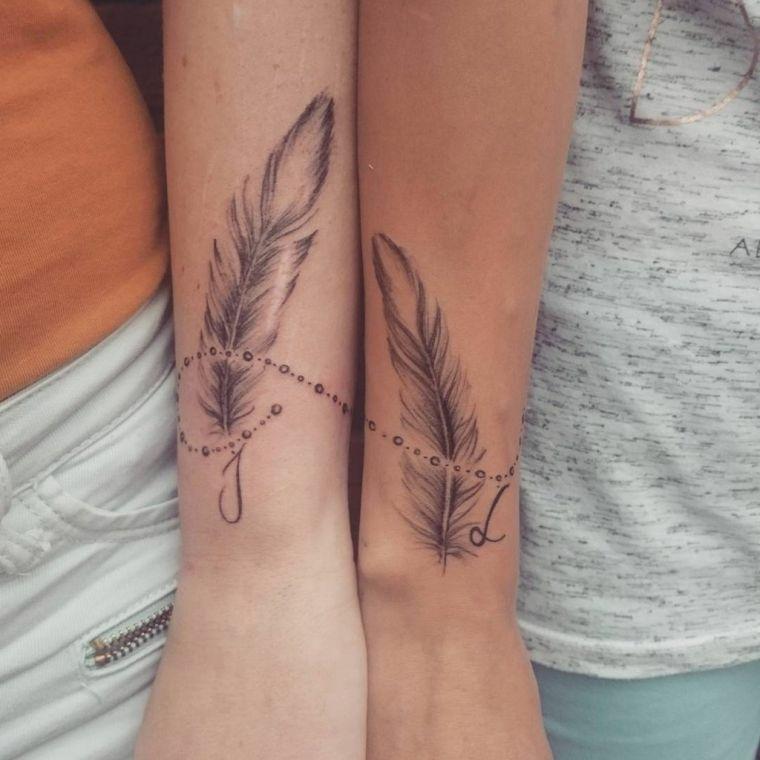 stylo-tatouage-idées-style-amis