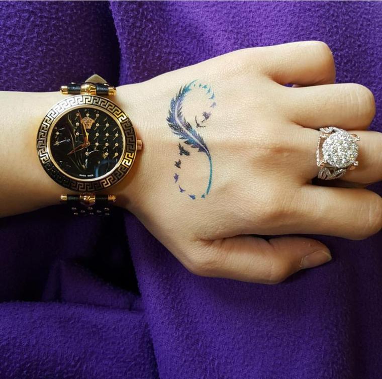 tatouage-stylo-infini-designs-options