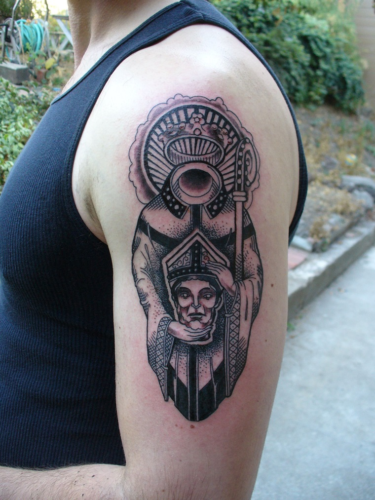 tatouage-épaule-style-original-options