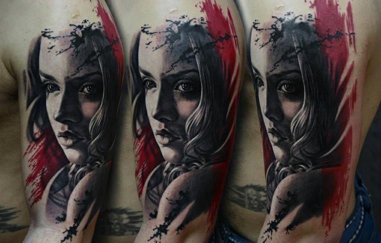 tatouage-femme-original-options-visages