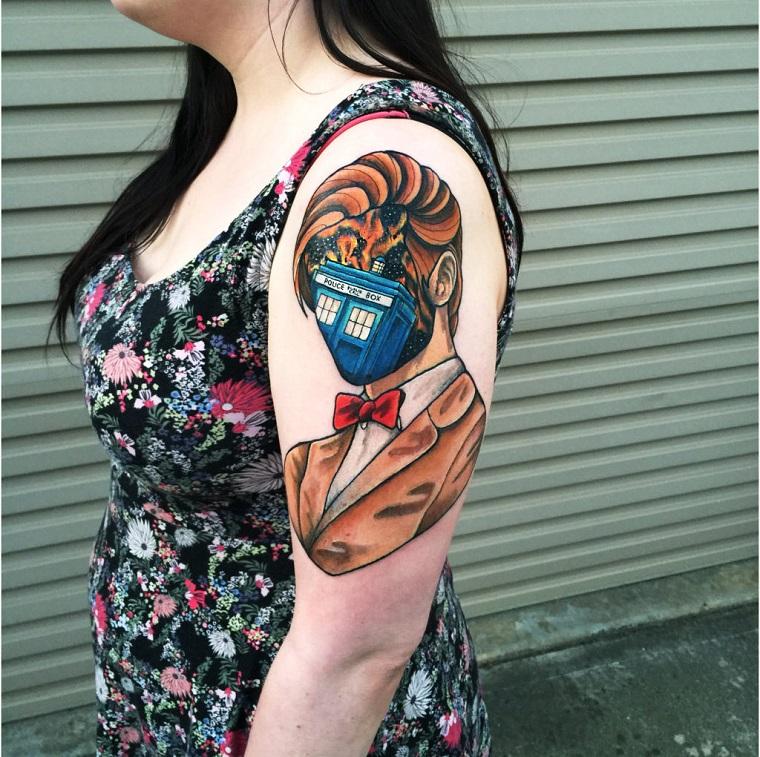 tatouage-original-visage-homme-style-moderne