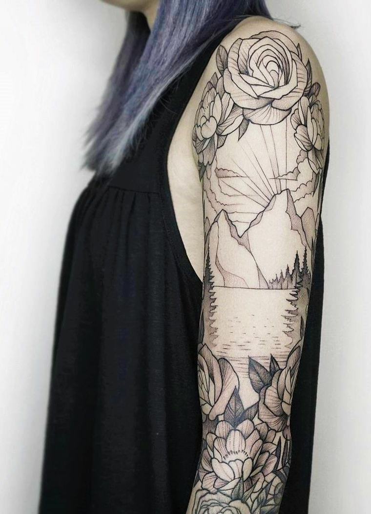 tatouages-épaule-montana-idées