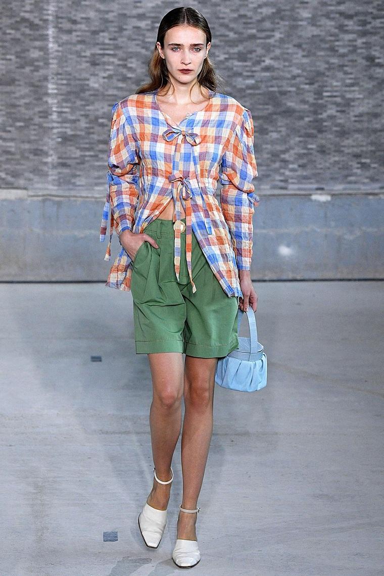 rejina-pantalon pyo-vert-style-idées