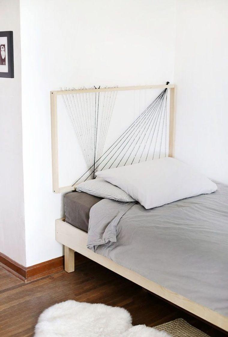 tête de lit bricolage-options-tela