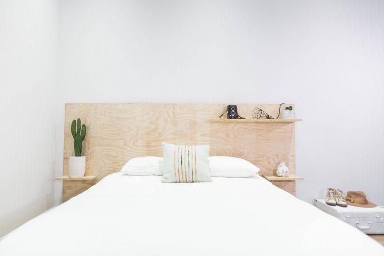 têtes de lit bricolage-options-tablettes