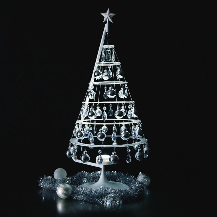 Urban Chic Christmas Themes - Verre, Métal et Béton