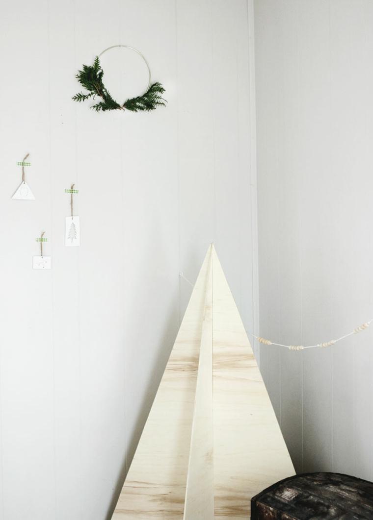 décoration de noël moderne