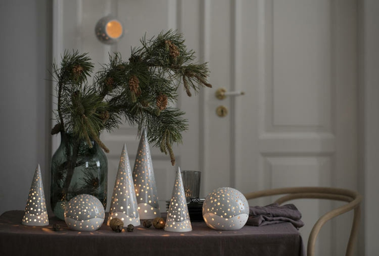 Ornements de décoration de Noël