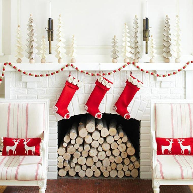 Idées de décoration de Noël nordiques