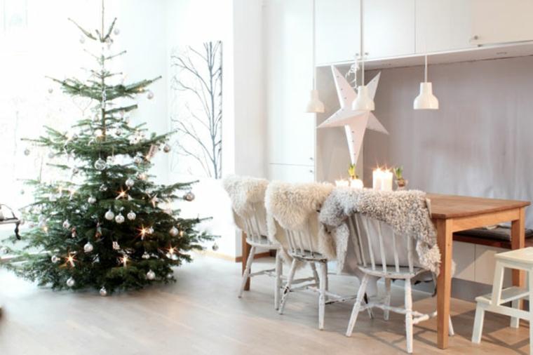 Idées de décoration de Noël scandinave