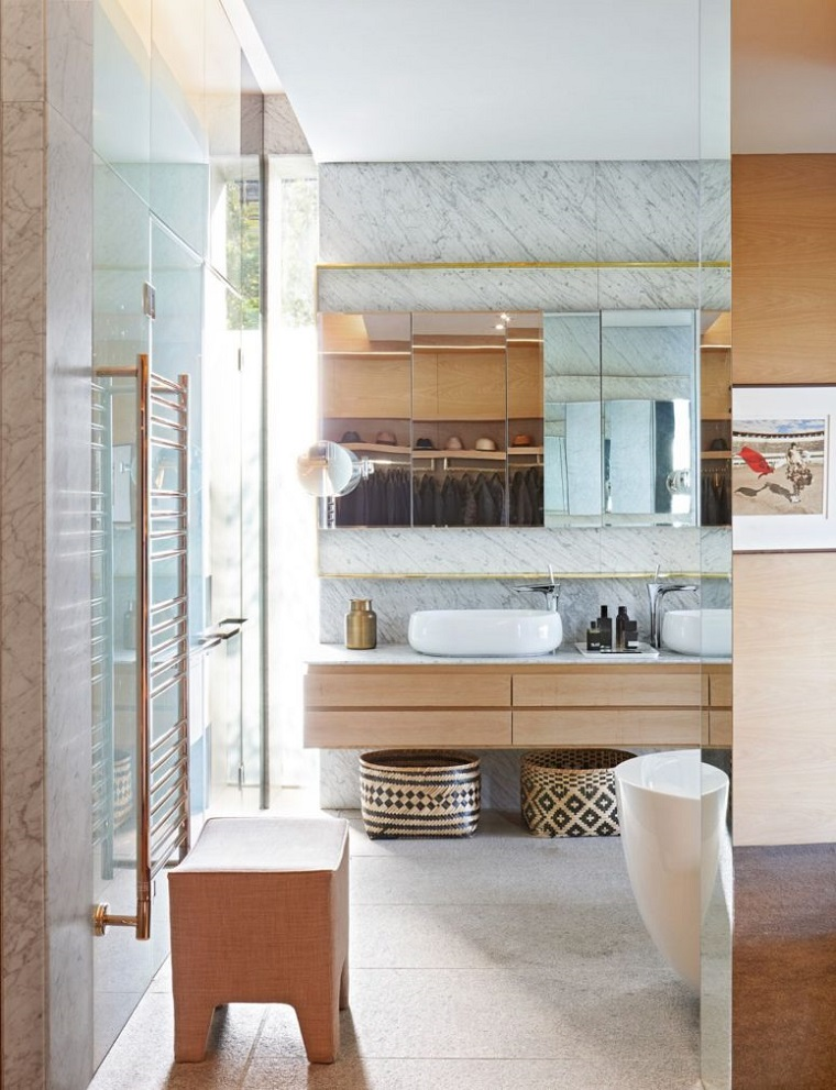 salle de bain-moderne-bois-naturel