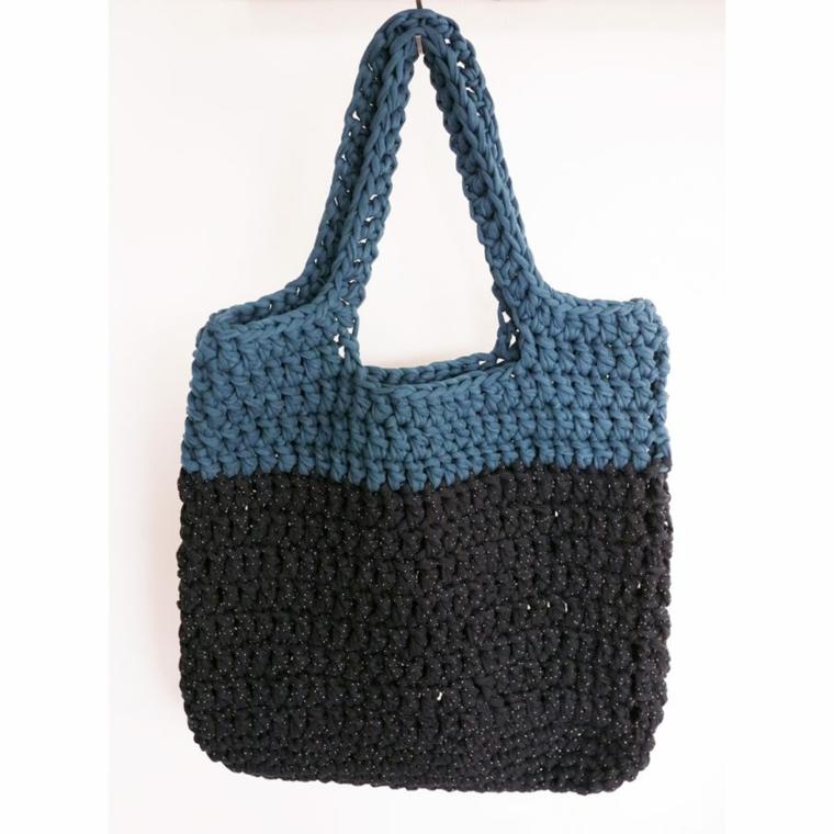 sacs en tricot