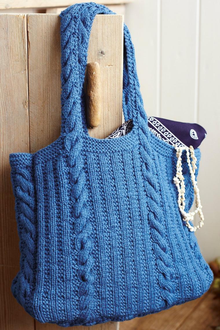 idées de sacs au crochet