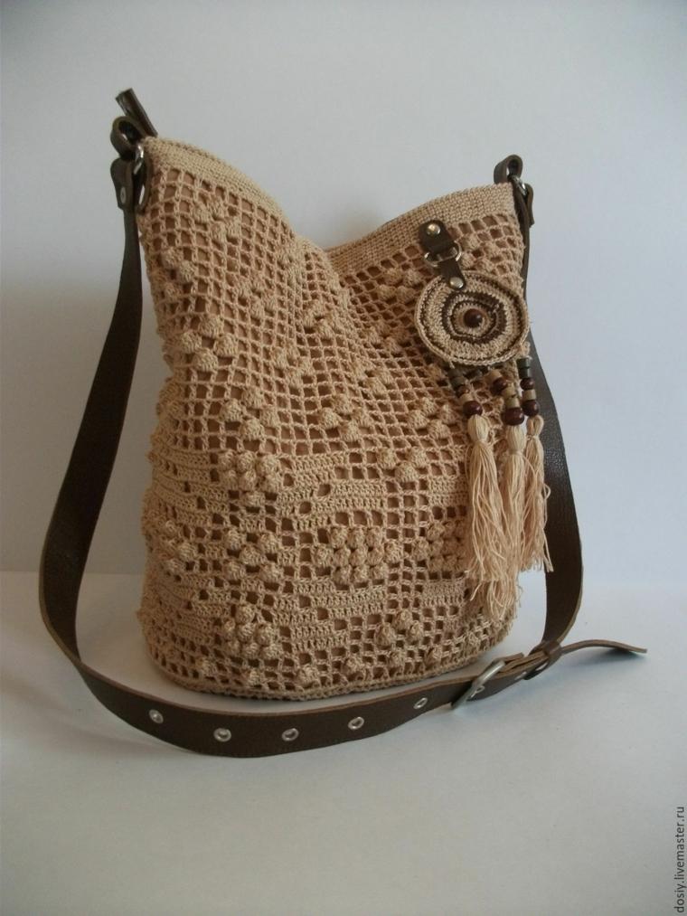 sacs originaux au crochet