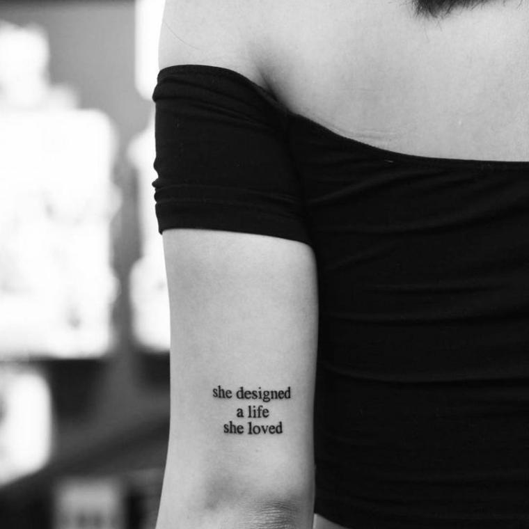types de lettres pour tatus