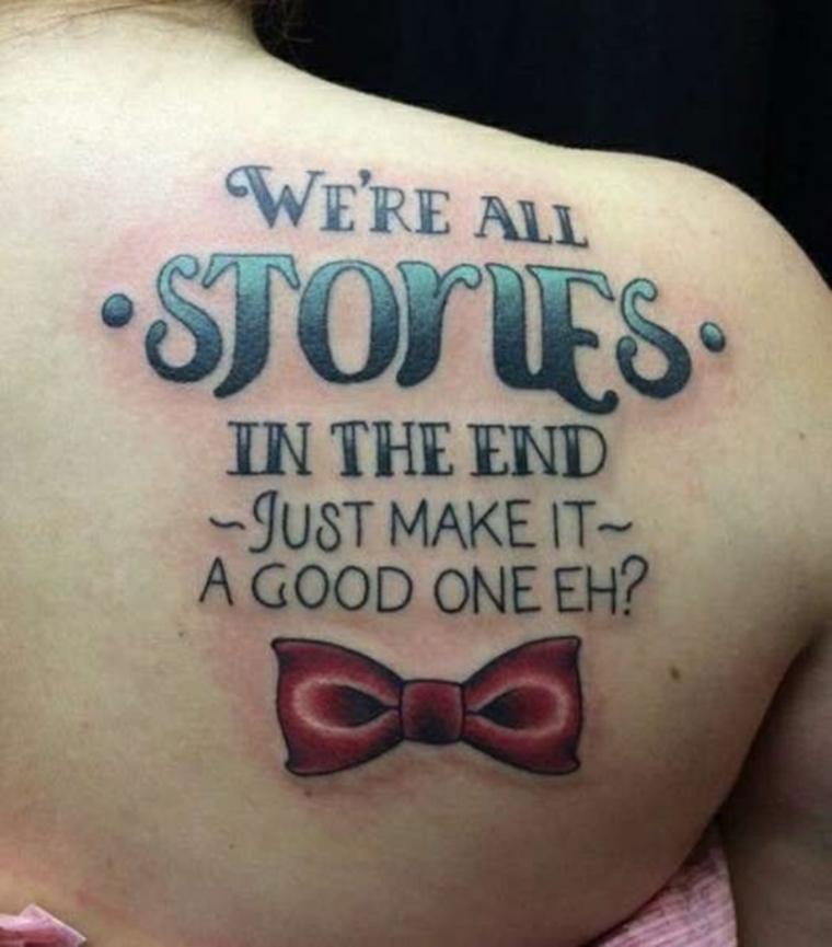 belles polices pour le tatouage