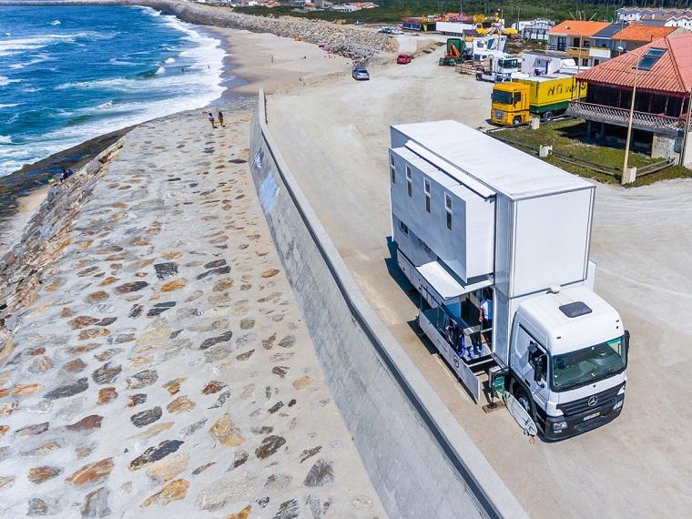 camion transformé en hôtel-surf-opiones-creativas