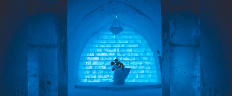 marier-amoureux-glacier-hotel