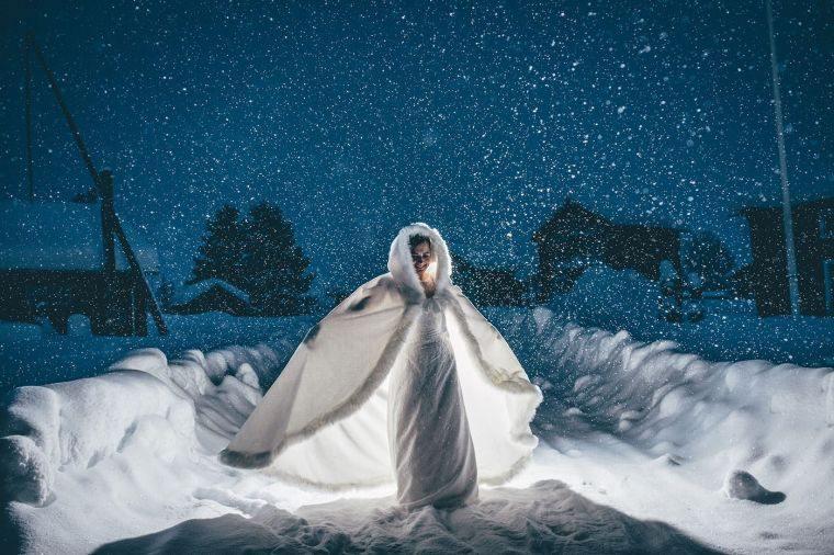 mariée-mariage-style-hiver-capot-glace-idées