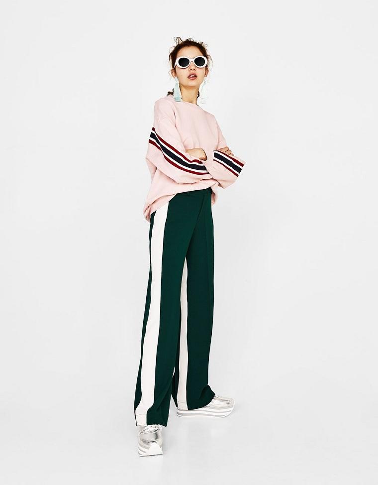 vêtements-de-mode-2018-rayures-toutes-parties