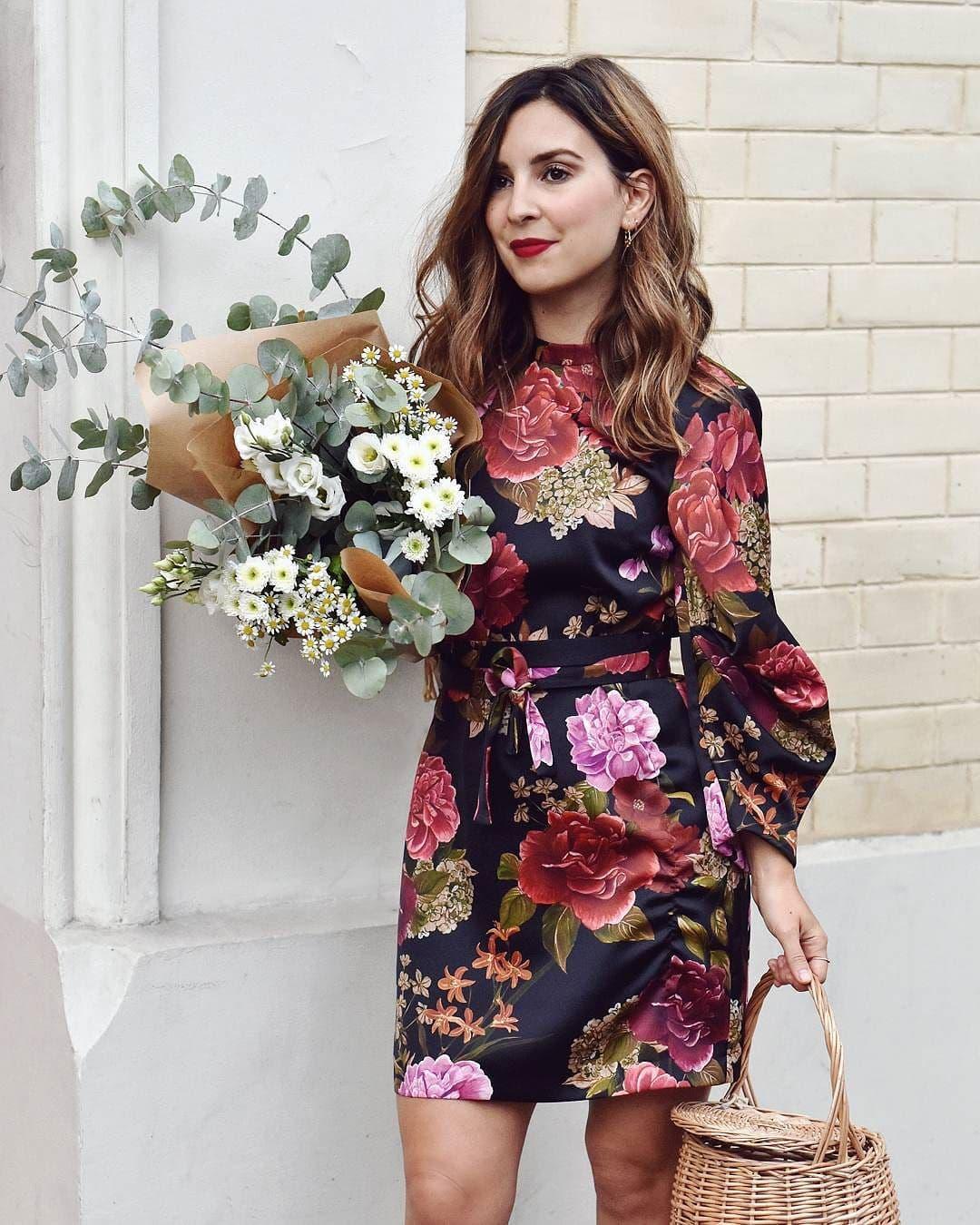 robe-joli-style-fleurs-style