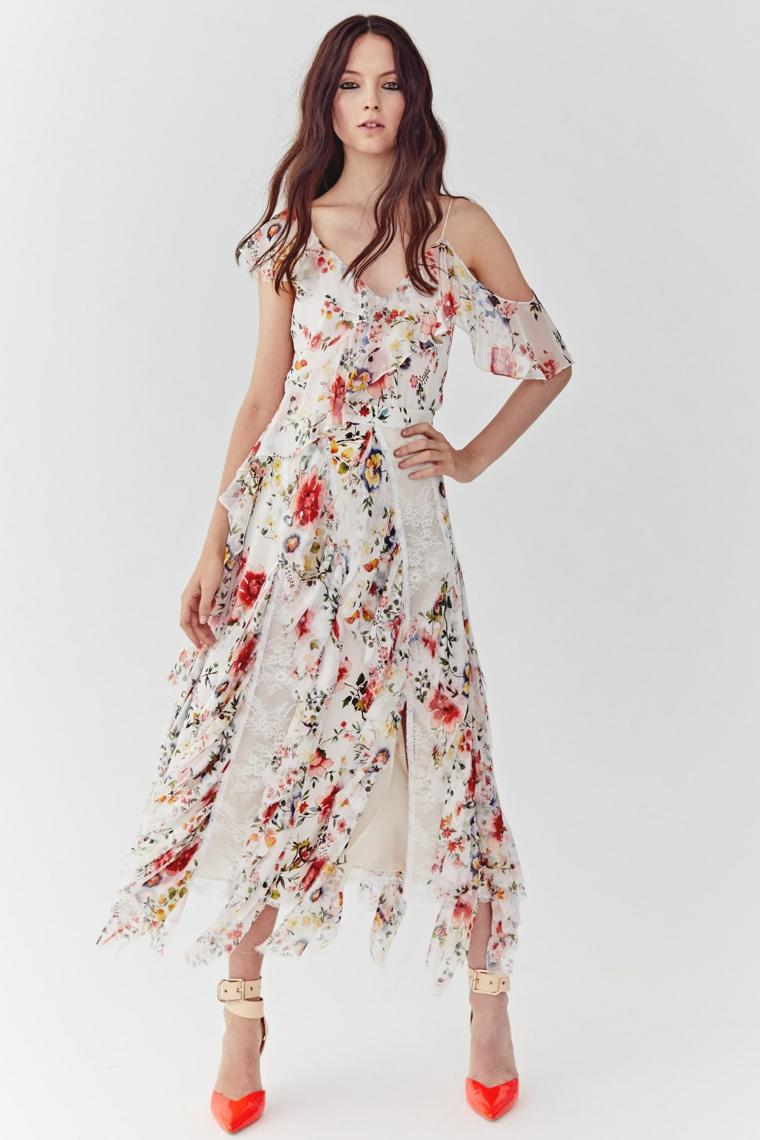Alice-et-Olivia-robe-options-timbre-fleurs