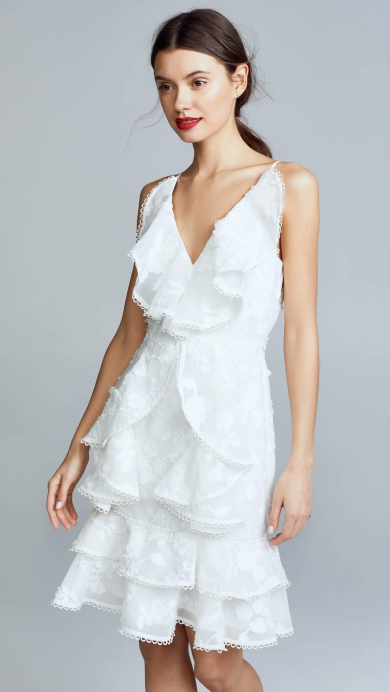 KEEPSAKE-robe-blanche-volants-options