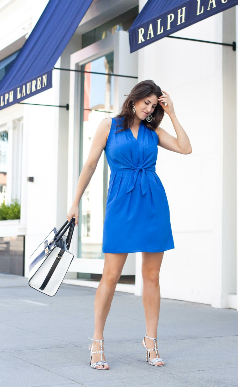 robe-blue-party-ver4an-model