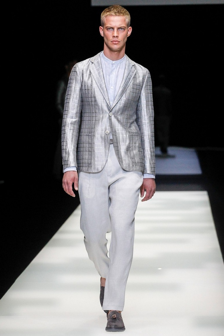 Mode pour hommes-tendances-costume-lumineux
