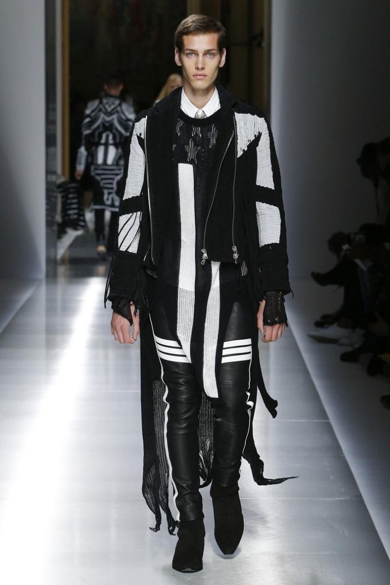 vetements-de-mode-pour-homme-veste-cuir-blanc-noir